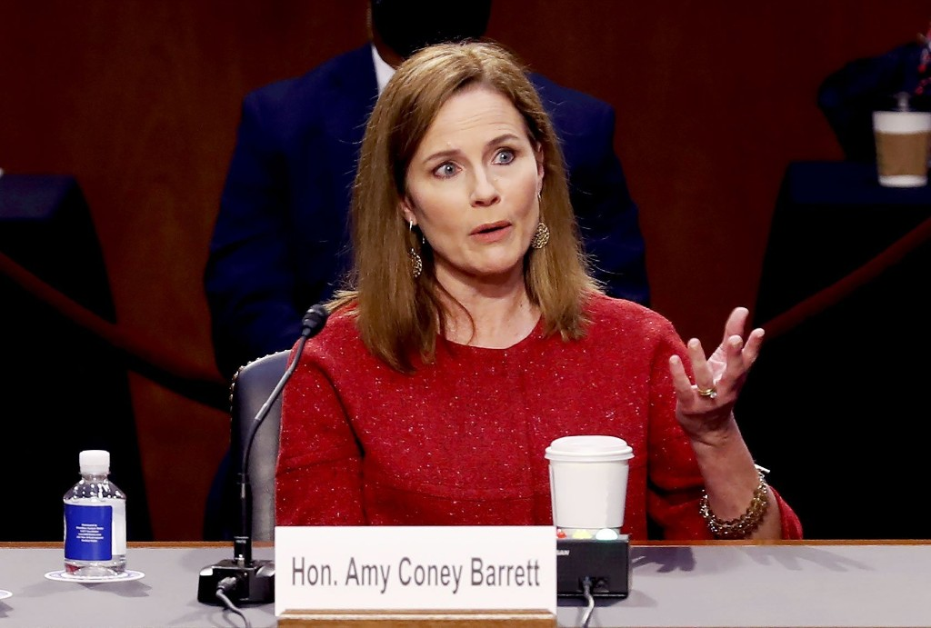 """Hypocrisy is rank"": Catholic newspaper urges Senate to ""reject"" Amy Coney Barrett in scathing op-ed"