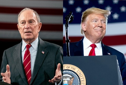 If the Democrats nominate Mike Bloomberg, we're facing four more years of Trump