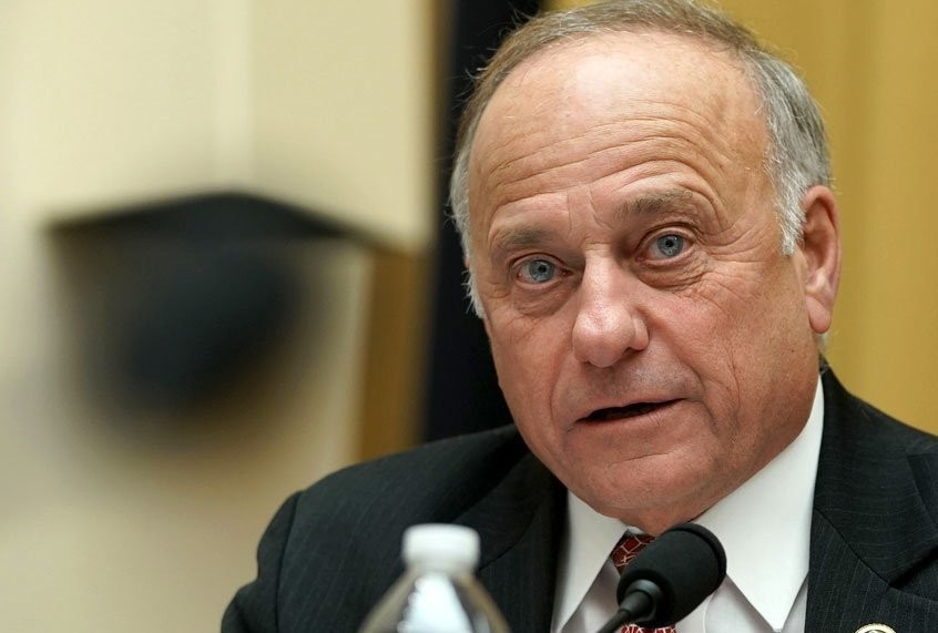 Here are 5 of the most appalling moments in the Steve King Hall of Shame