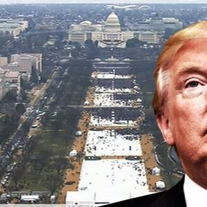 """Trump was """"directly involved"""" in trying to root out tweeter who posted embarrassing pics of his inauguration crowd size"""