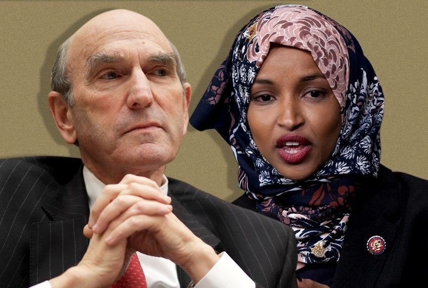 "Trump blasted for naming ""war criminal"" and Iran-Contra convict Elliott Abrams as Iran envoy"