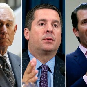 Devin Nunes protected Roger Stone and Donald Trump Jr. from Mueller probe: Democrats won't
