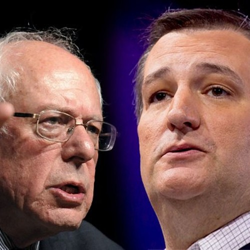 8 times Bernie Sanders made a total fool of Ted Cruz during their town hall debate