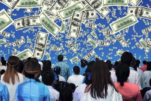 "Here's how the coronavirus relief stimulus ""checks"" to citizens will actually work"