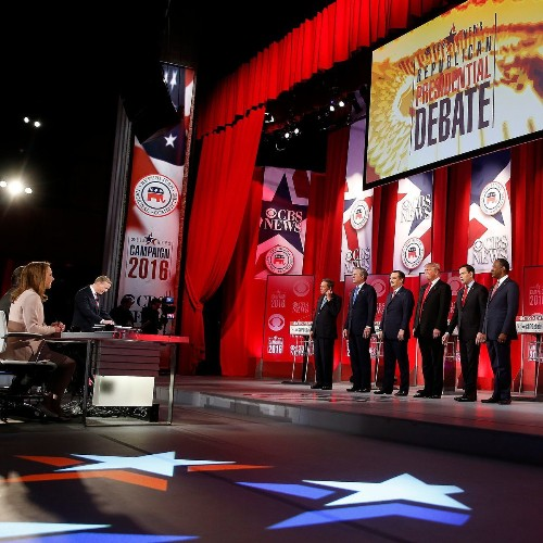 """The GOP's terrifyingly literal """"Brat Pack"""": Why Saturday's debate proves these candidates are all petulant children"""