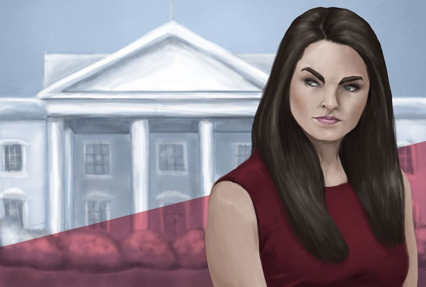 The audacity of Hope Hicks and her boss getting COVID-19