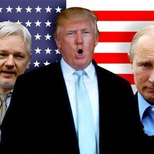 Donald Trump, Julian Assange and Russia: How they're connected, and how they changed an election