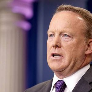 Sean Spicer admits to defending Trump's lies