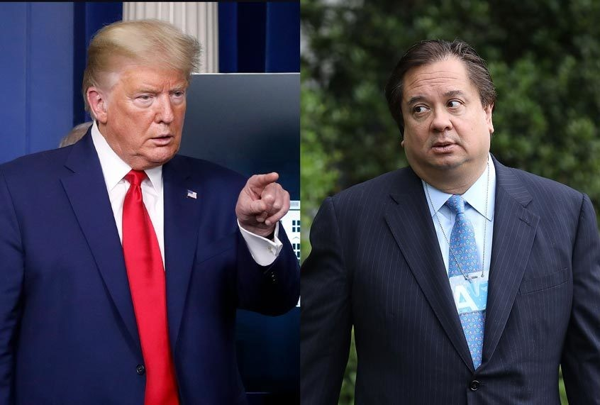 """George Conway: McConnell is """"gaslighting"""" America by blaming Trump's virus """"failures"""" on impeachment"""