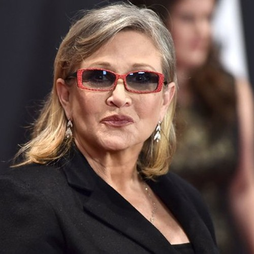"Carrie Fisher's blunt, magical press tour is already the best thing about the return of ""Star Wars"""