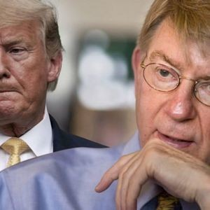 """Conservative writer George Will: Trump is a """"national embarrassment"""""""