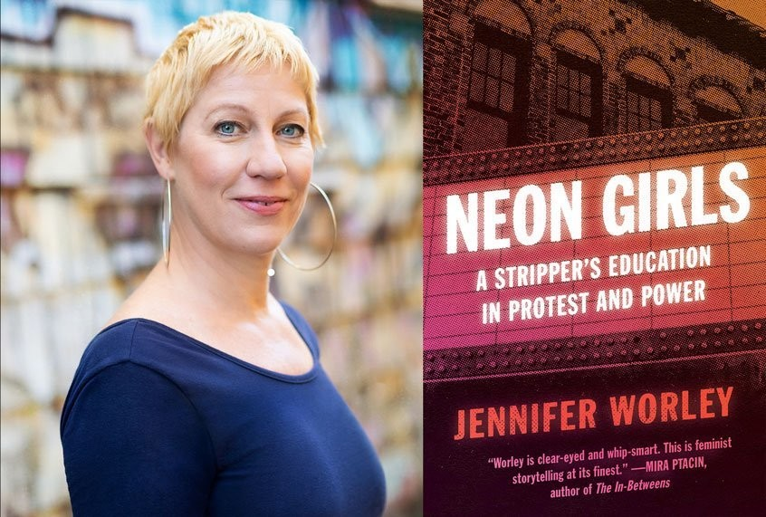 "How working in a strip club taught ""Neon Girls"" author lessons about unions and solidarity"