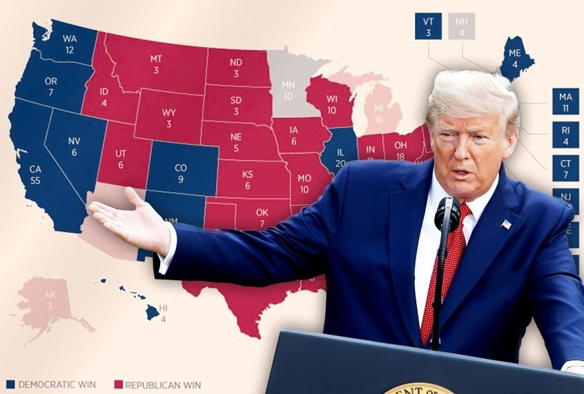 The Electoral College has a surprising vulnerability