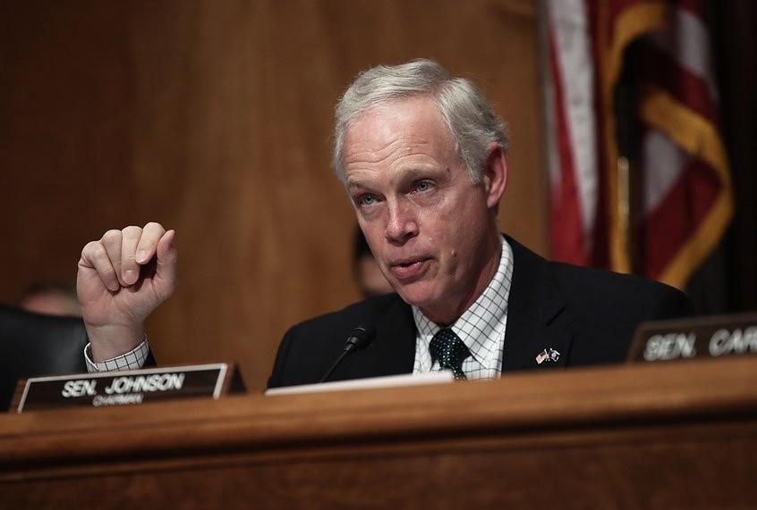 "GOP Sen. Ron Johnson expresses ""hope"" that pandemic stimulus talks fail: ""It's very good news"""