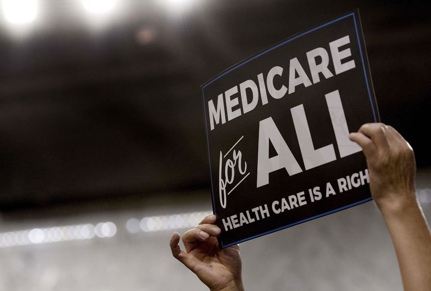 Trump considering slashing Medicare and social security — after $1.5 trillion tax cut for the rich