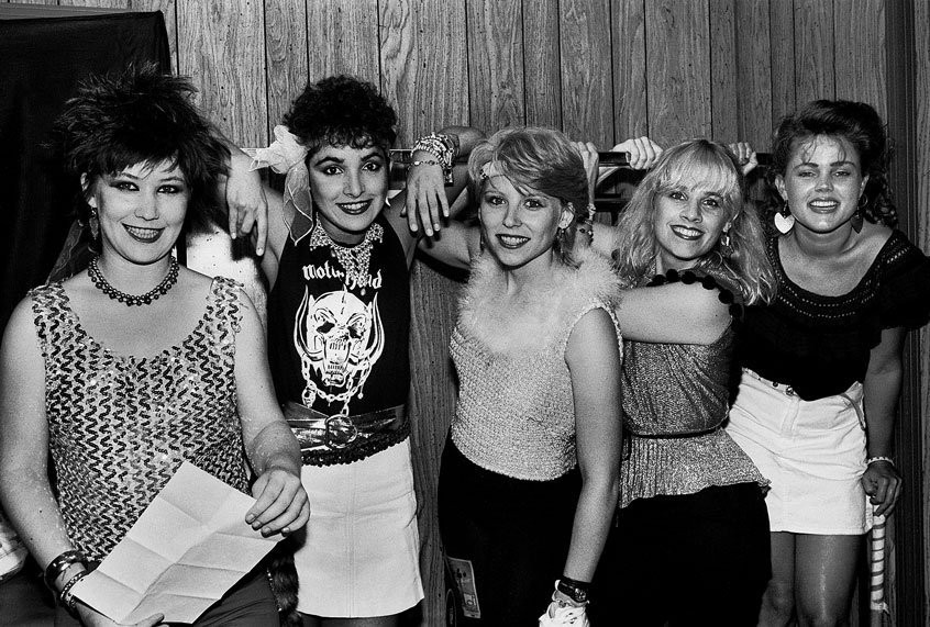 """Showtime's """"The Go-Go's"""" film shows the punk side of a pioneering girl group"""