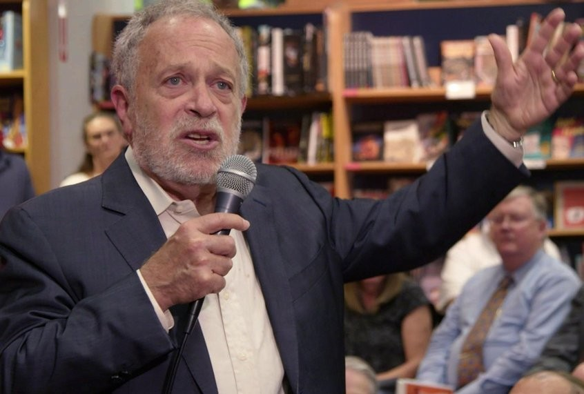 Robert Reich: Politicians must put public health before the economy