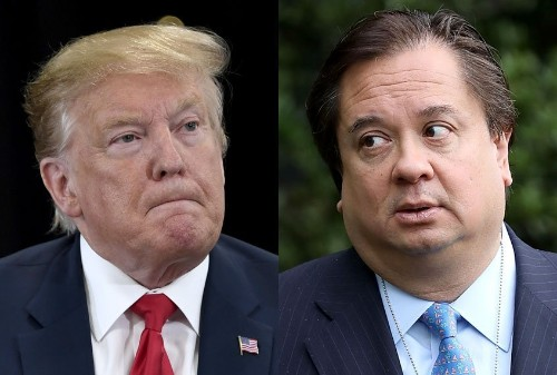 George Conway: Trump will become a staple in psychology courses focusing on personality disorders