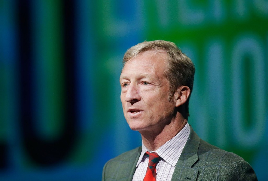 Why Tom Steyer, hedge fund billionaire and Biden adviser, is disillusioned with the free market