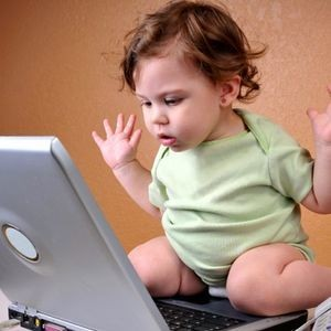 Keep your baby off Twitter!