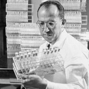 """I wish this had never happened to me"": Jonas Salk cured polio, only to be shunned by science"