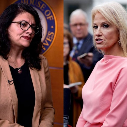 "Kellyanne Conway suggests that Rep. Rashida Tlaib is not a good mother on ""Fox & Friends"""