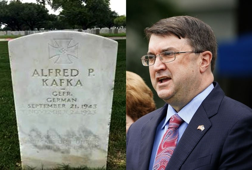 Veterans Affairs will remove headstones engraved with swastikas after initial refusal to do so