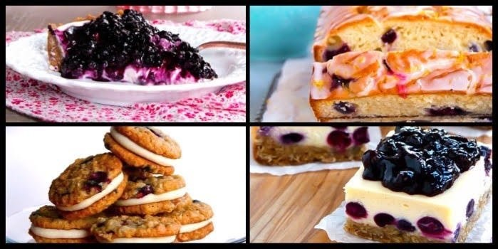 These four easy-to-make blueberry desserts are the comfort you need this summer