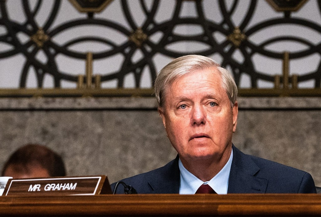 """I need some help"": Graham touts Kavanaugh defense on Fox News as he pleads for campaign donations"