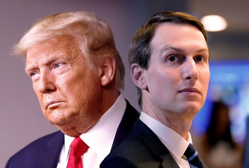 Trump refuses to require firms to help coronavirus effort after corporations lobbied Jared Kushner