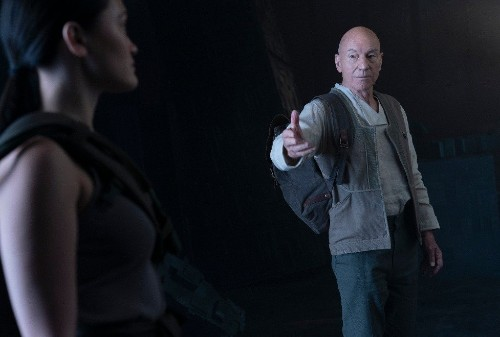 """In these darkest of times """"Star Trek: Picard"""" is a humane light from a distant, possible future"""