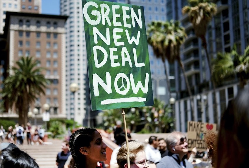 """""""You can poison people and get away with it"""": Green New Deal co-author on poverty and climate crisis"""