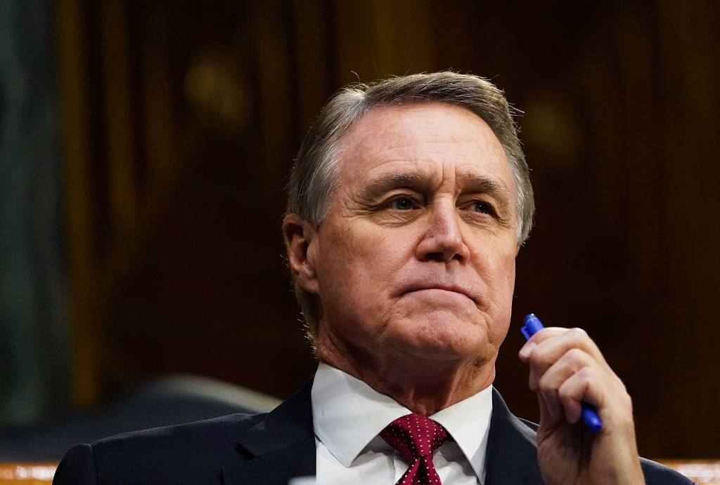 The Federal Elections Commission has questions for Sen. David Perdue