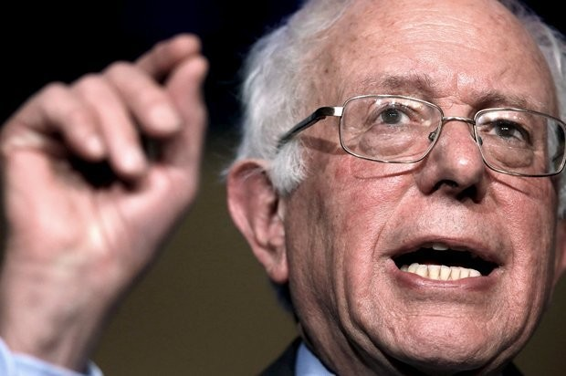 "Bernie Sanders exclusive: ""I never wanted to be a part of such a soulless politics"""