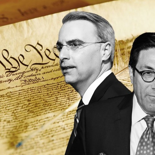 """So much for """"originalism"""": Trump's impeachment defense is a constitutional Dumpster fire"""