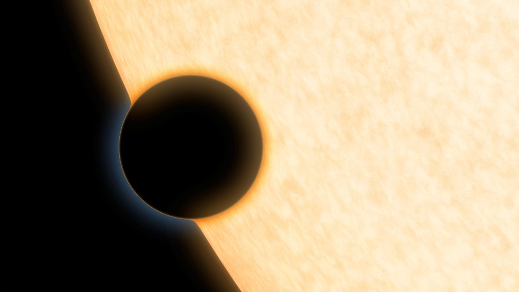 Water vapor and clear skies discovered on Neptune-sized planet