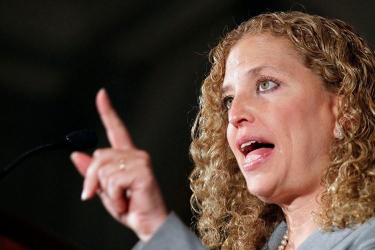 "Strange bedfellows: Karl Rove, Tea Party Express ""endorse"" Debbie Wasserman Schultz in Democratic primary fight"