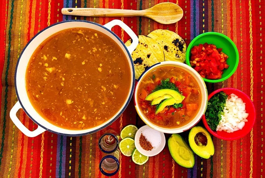 Caldo tlalpeño is the easy-to-make Mexican soup that should be a staple in every home