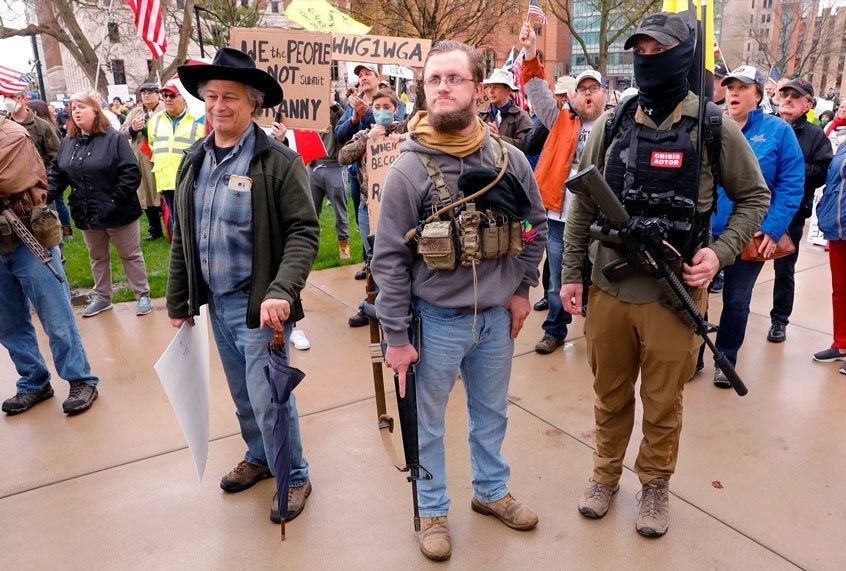 Soldiers of the boogaloo: Is the far right really planning a new civil war — and how bad will it be?