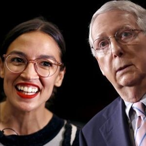 "Alexandria Ocasio-Cortez explains the actual meaning of ""McCarthyism"" to Mitch McConnell"