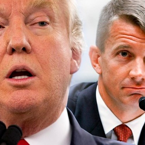 How much do we know about Blackwater founder Erik Prince — and his secretive role in shaping Trump's foreign policy?