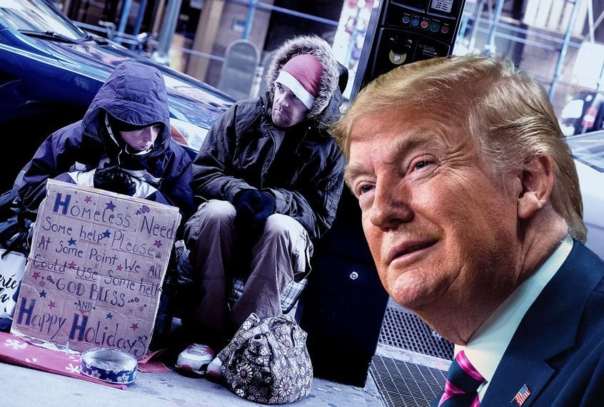Bad reporting on the economy is ennobling Trump