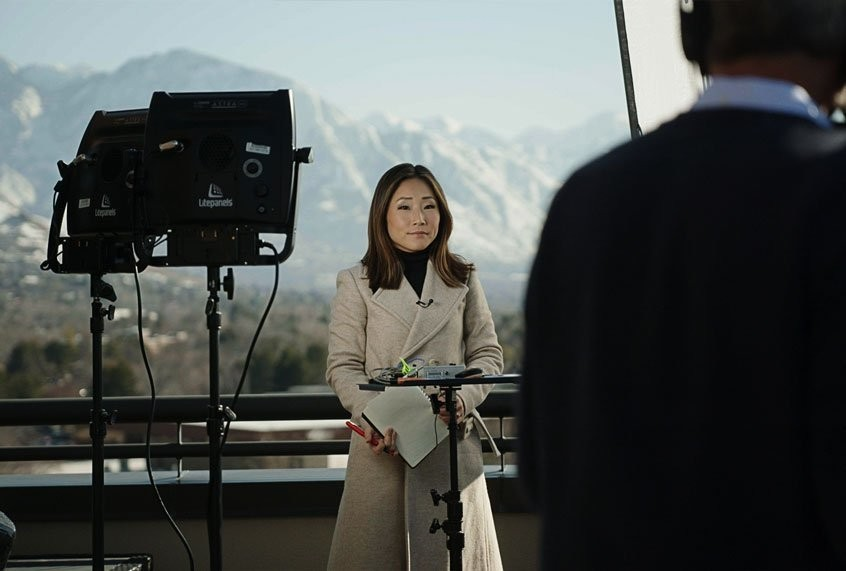 """""""On the Trail"""" spotlights CNN's women reporters and prompts examination of campaign coverage bias"""