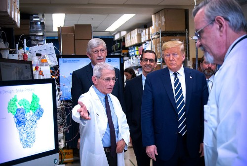 800,000 physicians petition President Trump to not lift social distancing restrictions