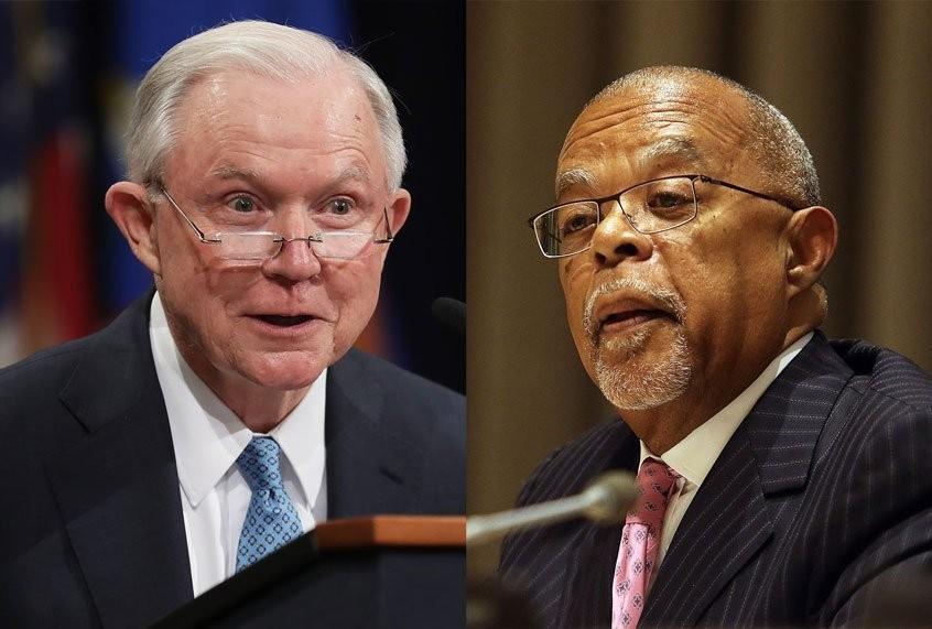 """Jeff Sessions calls wrongly-arrested Black Harvard scholar Henry Louis Gates, Jr. """"some criminal"""""""