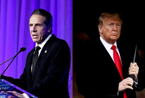 "Trump accused of ""quid pro quo"" after demanding that New York drop lawsuits against him"
