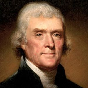 Thomas Jefferson was a control freak