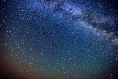 Black holes may be destroying stars at the center of the Milky Way