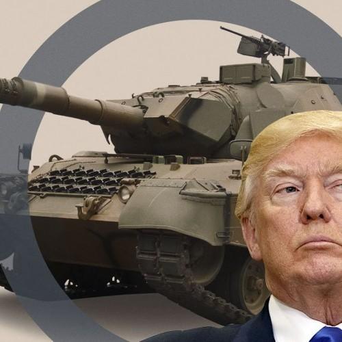 The riptide of American militarism