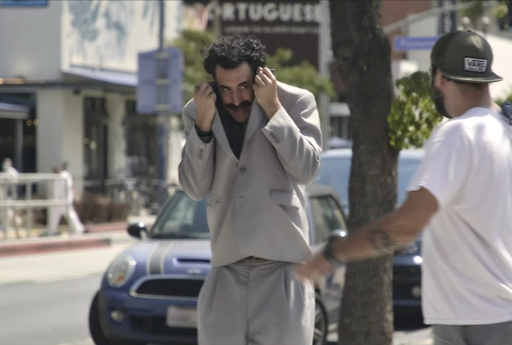 """What's real in """"Borat 2""""?"""